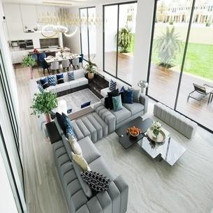 Luxury Doha Interior Services